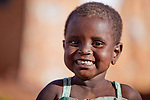 Fulani girl in Djibo, northern Burkina Faso.