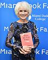 """MIAMI, FL - FEBRUARY 06: Radio host/author Diane Rehm during her signing of her new book """"When My Time Comes"""" Presented in collaboration with Miami Book Fair and Books and Books at Miami Dade College-Wolfson Auditorium on February 6, 2020 in Miami, Florida.   ( Photo by Johnny Louis / jlnphotography.com )"""