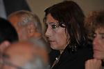 """IRENE BIGNARDI<br /> PRESENTAZIONE LIBRO """"CENTOMILA PUNTURE DI SPILLO"""" DI CARLO DE BENEDETTI  E FEDERICO RAMPINI A RESIDENCE RIPETTA ROMA 102008"""