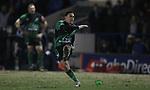 Connacht outside half Miah Nikora.Celtic League.Cardiff Blues v Connacht.22.02.13.©Steve Pope-SPORTINGWALES