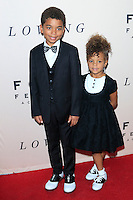 """LOS ANGELES - OCT 20:  Brenan Young, Quinn McPherson at the """"Loving"""" Premiere at Samuel Goldwyn Theater on October 20, 2016 in Beverly Hills, CA"""