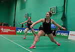 English Nationals 2019 - Womens Doubles - Day 1
