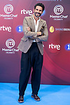 Oscar Higares attends to presentation of 'Master Chef Celebrity' during FestVal in Vitoria, Spain. September 06, 2018. (ALTERPHOTOS/Borja B.Hojas)