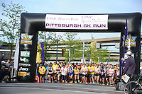 Pittsburgh Marathon 5k - May 4, 2013