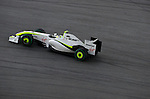 03 Apr 2009, Kuala Lumpur, Malaysia ---     Brawn GP Formula One Team driver Rubens Barrichello of Brazil in the second practice session during the 2009 Fia Formula One Malasyan Grand Prix at the Sepang circuit near Kuala Lumpur. Photo by Victor Fraile --- Image by © Victor Fraile / The Power of Sport Images