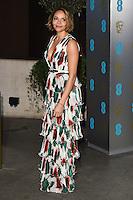 Carmen Ejogo<br /> at the 2017 BAFTA Film Awards After-Party held at the Grosvenor House Hotel, London.<br /> <br /> <br /> ©Ash Knotek  D3226  12/02/2017
