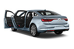 Car images of 2021 Renault Talisman Intens 4 Door Sedan Doors