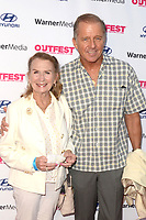 LOS ANGELES - AUG 19:  Juliet Mills, Maxwell Caulfield at The Sixth Reel World Premiere at Directors Guild of America on August 19, 2021 in Los Angeles, CA