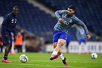 30th April 2021; Dragao Stadium, Porto, Portugal; Portuguese Championship 2020/2021, FC Porto versus Famalicao; Mehdi Taremi of FC Porto before the match
