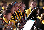 "The Learning Bridge Charter School band, of Ely, performs for several hundred people at the ""Nevada Supports School Choice"" rally to raise awareness of educational choices on the Capitol grounds in Carson City, Nev., on Wednesday, Jan. 28, 2015. <br /> Photo by Cathleen Allison"