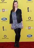 SANTA MONICA, CA, USA - NOVEMBER 16: Eva Amurri Martino arrives at the P.S. ARTS Express Yourself 2014 held at The Barker Hanger on November 16, 2014 in Santa Monica, California, United States. (Photo by Celebrity Monitor)