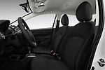 Front seat view of 2018 Mitsubishi Mirage-G4 SE-CVT 4 Door Sedan Front Seat  car photos