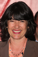 Christiane Amandpour, 2008, Photo By John Barrett/PHOTOlink