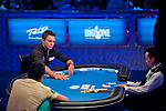 Heads Up: Sam Trickett & Antonio Esfandiari