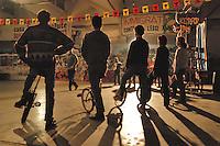 """- social center Leoncavallo, tests of a show of the theater company """"Teatro del Cacao""""....- centro sociale Leoncavallo, prove di uno spettacolo della compagnia teatrale """"Teatro del Cacao"""""""