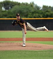 MacKenzie Gore - 2021 AIL Padres (Bill Mitchell)