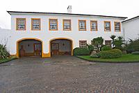 Winery building. J Portugal Ramos Vinhos, Estremoz, Alentejo, Portugal