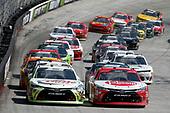 #18: Ryan Preece, Joe Gibbs Racing, Toyota Camry Rheem #19: Brandon Jones, Joe Gibbs Racing, Toyota Camry Toyota Menards/Turtle Wax