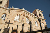 A church in Paphos Old Town, Cyprus.