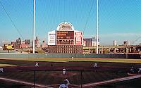 Ballparks: Buffalo Field.