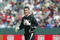 Jonny Walker, Denmark vs. USA, 2004.