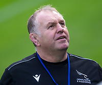 Newcastle Falcons Director of Rugby Dean Richards<br /> <br /> Photographer Bob Bradford/CameraSport<br /> <br /> Gallagher Premiership Round 1 - Bath Rugby v Newcastle Falcons - Saturday 21st November 2020 - The Recreation Ground - Bath<br /> <br /> World Copyright © 2020 CameraSport. All rights reserved. 43 Linden Ave. Countesthorpe. Leicester. England. LE8 5PG - Tel: +44 (0) 116 277 4147 - admin@camerasport.com - www.camerasport.com