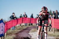 Denise Betsema (NED/Pauwels Sauzen - Bingoal) <br /> <br /> Elite Women's Race<br /> 2021 UCI cyclo-cross World Cup - Zonhoven (BEL)<br /> <br /> ©kramon
