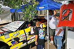Aug 1, 2009; 4:29:57 PM; New Richmond, WI., USA; The 22nd annual USA Nationals running a 50,000-to-win unsanctioned event at Cedar Lake Speedway.  Mandatory Credit: (thesportswire.net)