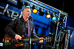 Billy Bragg soundcheck at The Picket, Liverpool, 22.05.09.