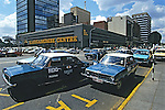 Taxi's, Downtown Harare