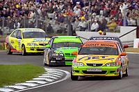 2002 British Touring Car Championship. #99 Jim Edwards Jr (GBR). Team B&Q. Honda Accord.