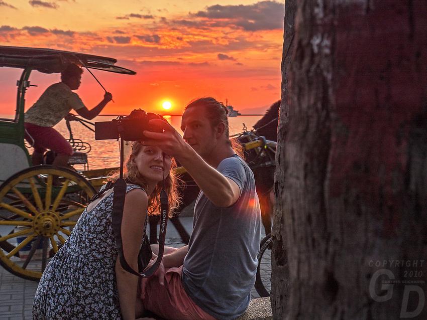 Manila Bay Sunset, Philippines