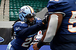 Frisco, Texas, July 24: Frisco Fighters v Northern Arizona Wranglers on July 24, 2021 at Comerica Center in Frisco, Texas. Photo:Rick Yeatts Photography/ Roger Steinman