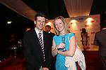 Wales Sport Awards 2013<br /> Greg Walker & Johanna Lloyd<br /> 09.11.13<br /> ©Steve Pope-SPORTINGWALES