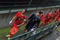 2021.10.06 U17 Belgium - Luxemburg