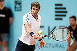 Pablo Cuevas, Uruguay, during Madrid Open Tennis 2016 match.May, 4, 2016.(ALTERPHOTOS/Acero)