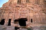Jordan, Petra. The Corinthian Tomb&#xA;<br />