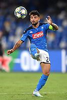 Lorenzo Insigne of SSC Napoli <br /> Napoli 17-9-2019 Stadio San Paolo <br /> Football Champions League 2019/2020 <br /> SSC Napoli - Liverpool FC <br /> Photo Antonietta Baldassarre / Insidefoto