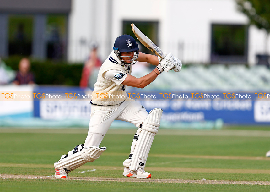 Joe Gordon bats for Kent during Kent CCC vs Sussex CCC, LV Insurance County Championship Group 3 Cricket at The Spitfire Ground on 11th July 2021