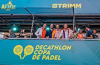 Utrecht, The Netherlands,  September 5, 2021,  Jaarbeurs, Decathlon Copa de Padel,  Supporters<br /> Photo: Tennisimages/Henk Koster