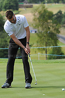 Kelvin Fletcher of Team England during the Bulmers 2018 Celebrity Cup at the Celtic Manor Resort. Newport, Gwent,  Wales, on Saturday 30th June 2018<br /> <br /> <br /> Jeff Thomas Photography -  www.jaypics.photoshelter.com - <br /> e-mail swansea1001@hotmail.co.uk -<br /> Mob: 07837 386244 -
