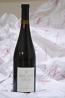 Domaine le Roc des Anges. Roussillon. France. Europe. Bottle.