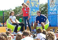 16-06-10, Rosmalen, Unicef Open 2010, Kidsday