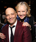 Taylor Mac and Susan Stroman attends the Second Annual SDCF Awards, A celebration of Excellence in Directing and Choreography, at the Green Room 42 on November 11, 2018 in New York City.
