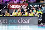 28/10/17 Fast5 2017<br /> Fast 5 Netball World Series<br /> Hisense Arena Melbourne<br /> Australia v Jamaica<br /> <br /> <br /> <br /> <br /> <br /> <br /> Photo: Grant Treeby