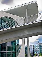 Marie-Elisabeth Lüders Building,Stephan Braunfels Architet, Berlin, Germany