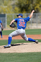 David Cales - Chicago Cubs - 2009 spring training.Photo by:  Bill Mitchell/Four Seam Images