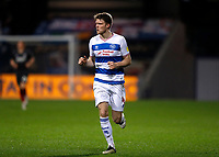 17th February 2021; The Kiyan Prince Foundation Stadium, London, England; English Football League Championship Football, Queen Park Rangers versus Brentford; Rob Dickie of Queens Park Rangers