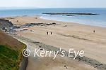 Ballybunion beach on Easter Sunday