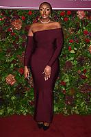 Yasmin Joseph<br /> arriving for the Evening Standard Theatre Awards 2019, London.<br /> <br /> ©Ash Knotek  D3539 24/11/2019